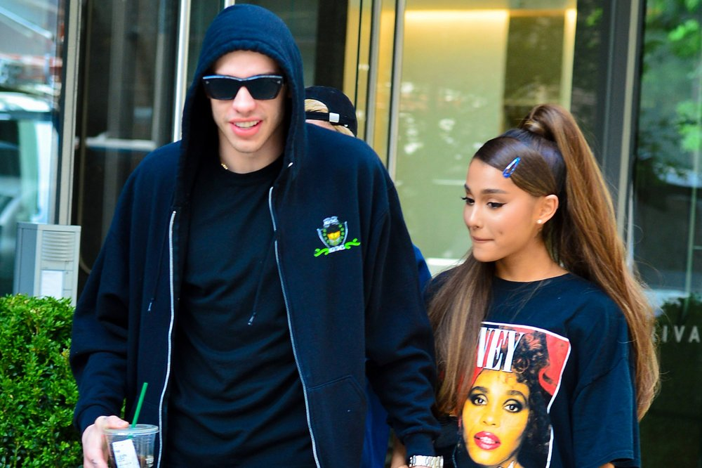 But unlike the two, Pete Davidson and Ariana Grande announced their breakup in October.