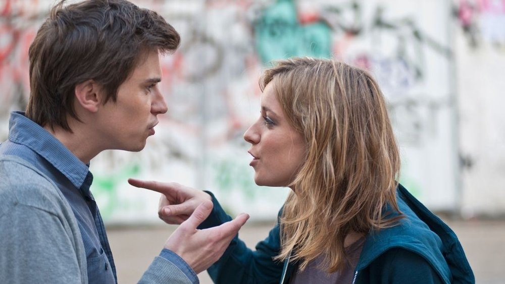 Most couples engage in arguments and quarrels in the late stages of their relationships as they get to know their partner's true nature more.