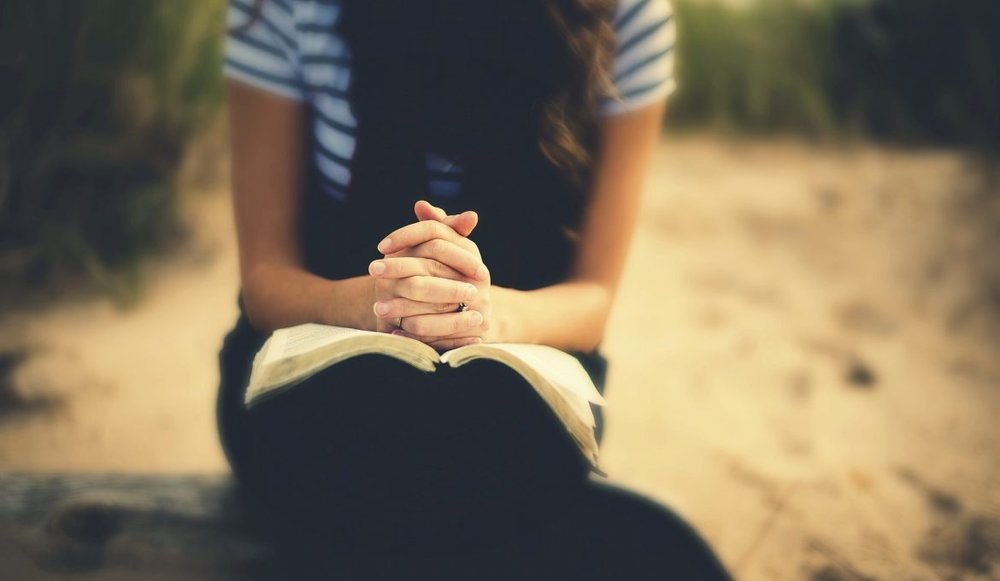 According to Young, you keep believing in the faith you have in God and realize you're not alone in overcoming grief.