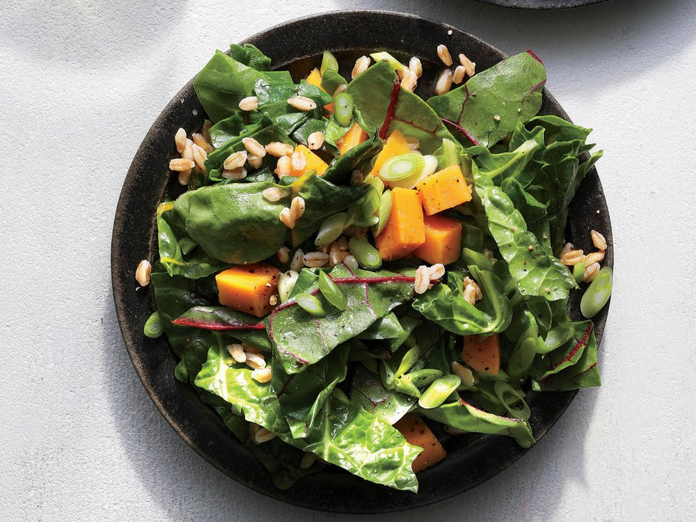 The sweet potato leaves give a distinct, rich and different flavor to your foods.