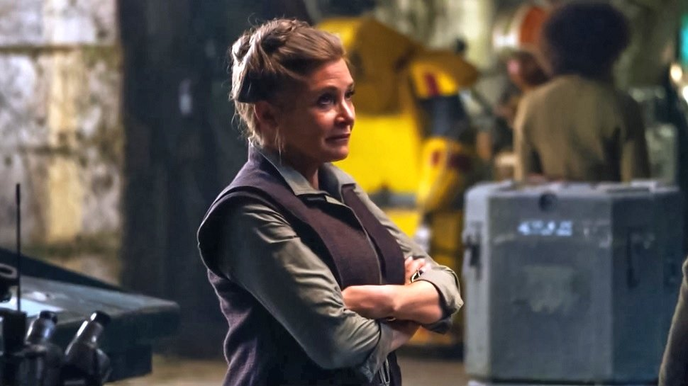 Carrie Fisher was known for her notable role as Princess Leia in the Star Wars film franchise.