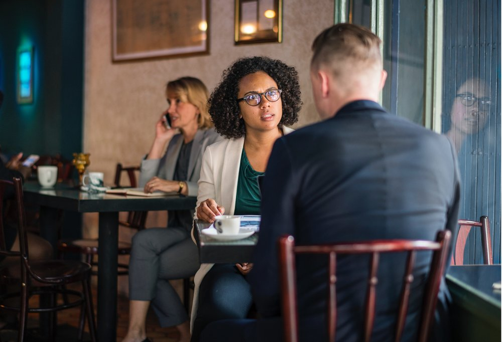 Avoid sharing too much information to your employer, make it short, straight to the point, and concise when relaying your condition to your boss.
