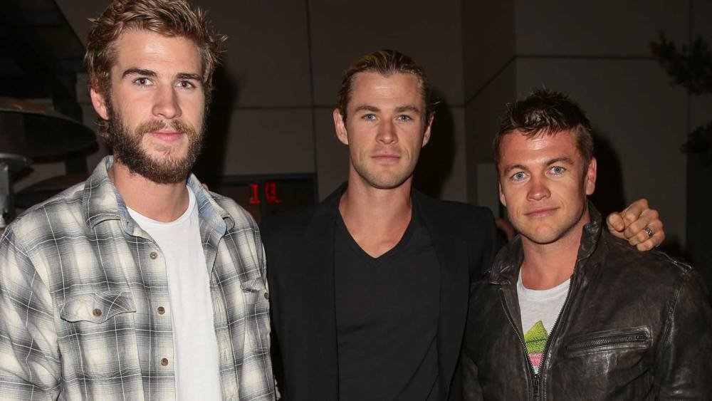 Liam is the younger brother of Avenger's star Chris Hemsworth, who portrays the role of the Norse god Thor.