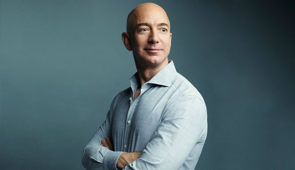 Jeff Bezos is in danger of sharing half of his net worth, and Amazon's shares to Mackenzie should the divorce push through.
