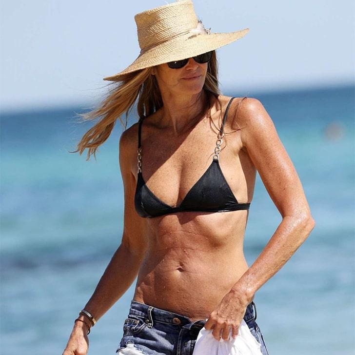Elle Macpherson – Looks Like A True Sports Illustrated Covergirl In Bondi Beach, Australia