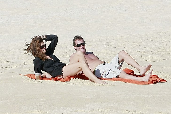 Cindy Crawford & Rande Gerber – Spend Idle Time Under The Sun In Cabo San Lucas
